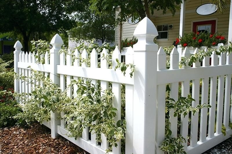 modular front fence
